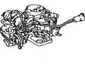 Toyota Carburetor - 21100-16220