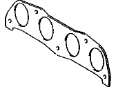 Toyota Celica Exhaust Manifold Gasket - 17173-22010