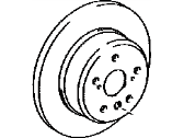 Toyota Brake Disc - 42431-33080