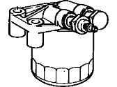 Toyota Fuel Filter - 23300-64090