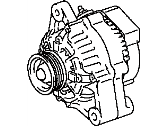 Toyota Paseo Alternator - 27060-11250