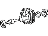 Toyota Tercel Water Pump - 16110-19065