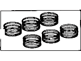 Toyota Land Cruiser Piston Ring - 13011-50160