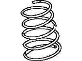 Toyota Yaris Coil Springs - 48131-0D681