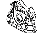 Toyota Oil Pump - 15011-15060