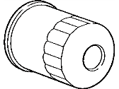 Toyota Tercel Oil Filter - 15601-13011